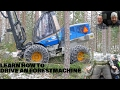 Hur Kör Man En Skogsmaskin mp3