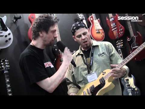 Musikmesse 2012: Gibson USA News - New Gibson Les Paul Standard 2012