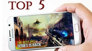 Top 5 Android Games 2016 ( High Graphics)