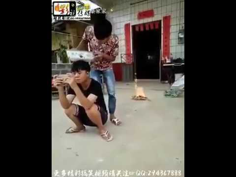 BLOOPERS  chinos locos  caidas y bromas