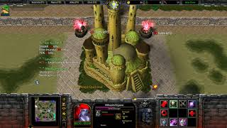 Warcraft 3 Skibi's Castle TD Gameplay
