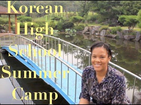 Korean High School Summer Camp | Creative Writing