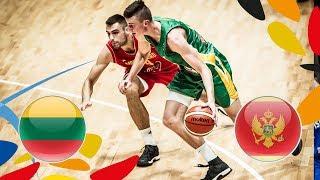 Литва до 20 : Черногория до 20