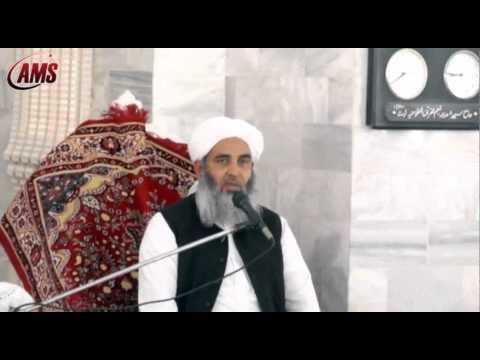 Taqreeb Nikah,Maolana Ilyas Ghuman, Madarsa Taleem Ul Quran Alfalahia Karachi, April 2014