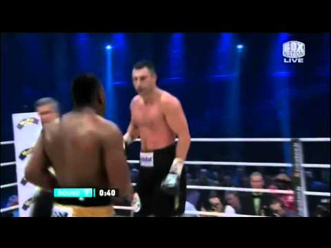 NEW Vitali Klitschko Vs. Dereck Chisora Full Fight 2012