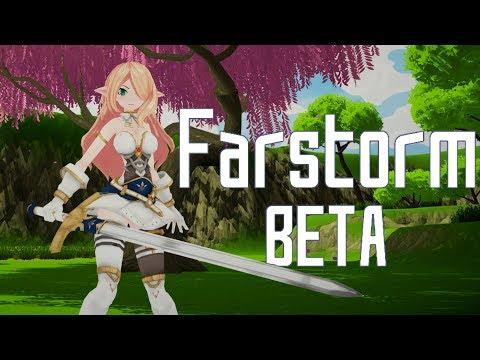 Farstorm: Action RPG V0.6.0 - Indie Games 2018