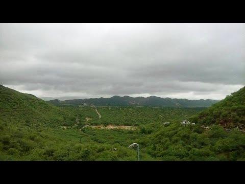 Sanjhi Chhat-pushkar Valley -ajmer-rajasthan-india video