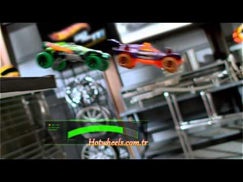 Hot Wheels'in Muhteşem Arabaları ile Bas Gaza!