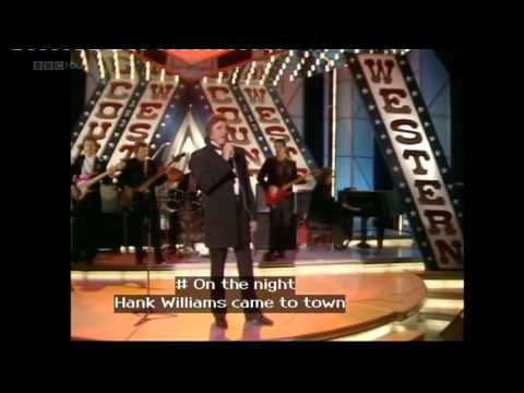 Hank Williams - A Stranger In The Night