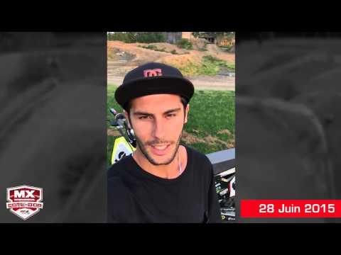 Angelo Pellegrini Motocross Angelo Pellegrini Annonce sa