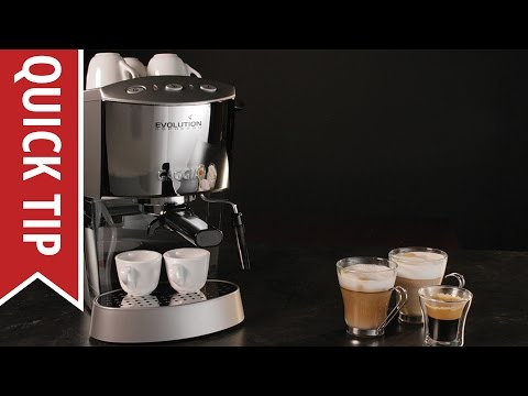 Coffee Maker From Lidl : Pulling An Espresso Shot On A Silvercrest Espresso Machine How To Save Money And Do It Yourself!