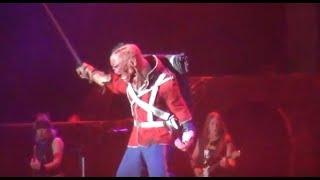 The Trooper - Iron Maiden / Athens 2018 ( Terra Vibe Park )