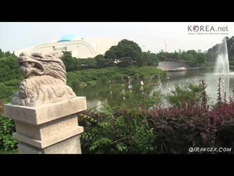 Seoul's Olympic Park