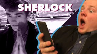 """The Game Is Afoot"" — Sherlock 
