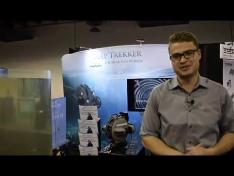 Underwater Drone Showcased at the Offshore Technology Conference (OTC)