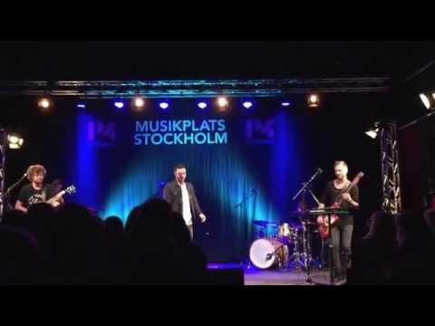 Should've Gone Home | Måns Zelmerlöw - P4 4/9-15 | Sveriges Radio, Stockholm |
