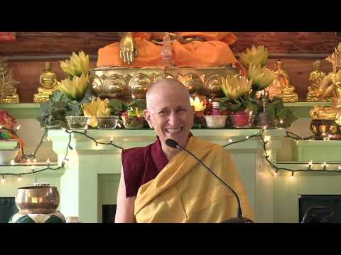 How monastics differ from laypeople