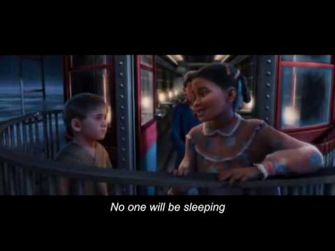When christmas come to town - The polar express