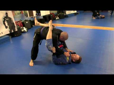 Sweep in to an armbar from high guard - BUDDHASPORT.COM Image 1