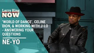 World of Dance', Celine Dion, & Working with J-Lo - Ne-Yo Answers Your Questions