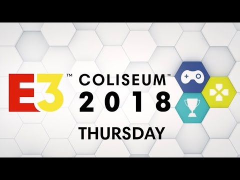 E3 Coliseum 2018 Thursday:  Cuphead, Assassin's Creed and More!