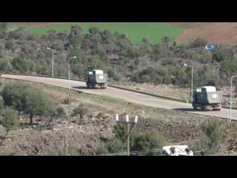 Operasyon İçin Afrin'e Köprü Yapılıyor