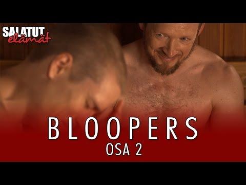 BLOOPERS OSA 2 |Salatut elämät