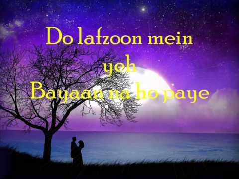 Teri Meri (reprise) - Bodyguard - Full Hq Song - Rahat Fateh Ali  (aj).wmv video
