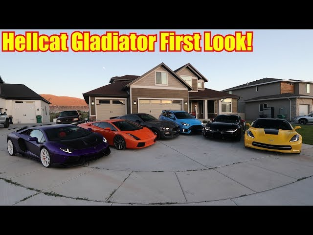 FULL TOUR OF MY CAR COLLECTION! thumbnail