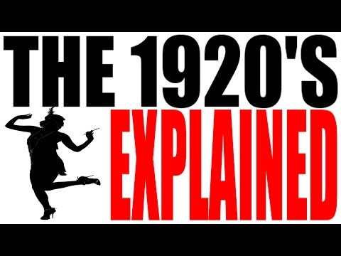 The 1920's in Ten Minutes