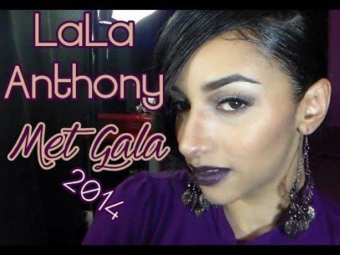 LaLa Anthony Met Gala 2014 Inspired Makeup Tutorial