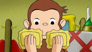 Curious George 🐵 From Scratch 🐵Full Episode🐵 Cartoons For Kids 🐵 Kids Movies