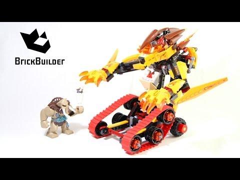 Lego Chima 70144 Laval's Fire