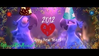 Happy New Years 2013!!! + Im Back