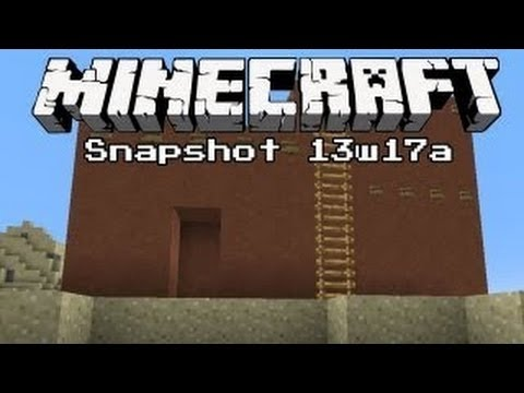 Minecraft 1.6 Update News | 13w17a Snapshot Full Overview