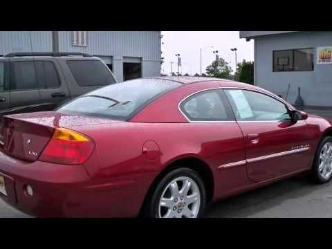 2001 Chrysler Sebring Lxi In Springfield Mo 65807 Youtube