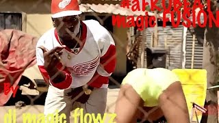 2015 New Afrobeat No Stop Party Mixtape MAGIC FUSION 1.0 By DJ MAGIC FLOWZ