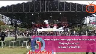 Download Lagu Lomba Kicau Mania HUT Bhayangkara Ke 72 Polres Mojokerto Gratis STAFABAND