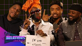 If EarthGang Didn't Rap What Would They Be Doing? | Artist Relations