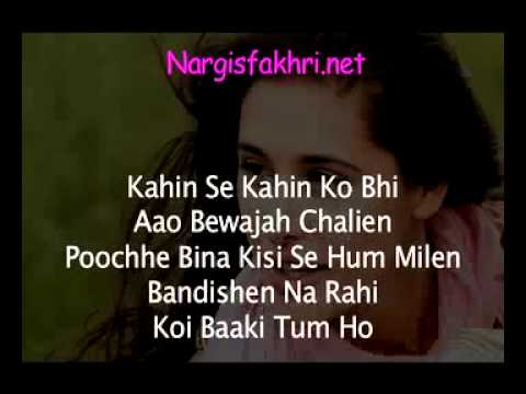 Tum Ho Pass Mere - Full Song with lyrics