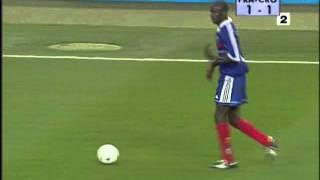 World Cup 1998 | Semi Final | France - Croatia | 2-1 |  Highlights