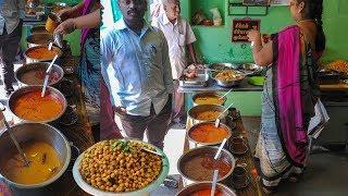 Fish,Chicken gravy,Veg @20 rs Only Lakshmi Catering |Best indian street food |Street Food Tour Salem