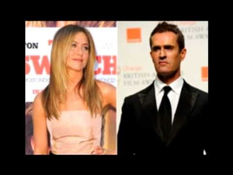 Anti-Gay Hollywood & Jennifer Aniston Slammed By Rupert Everett