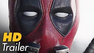 DEADPOOL Red Band Trailer (2016) Ryan Reynolds Movie