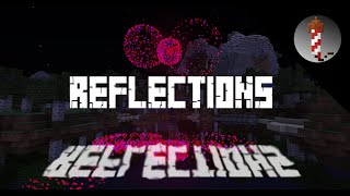 Reflections - Minecraft Fireworks Show - Twice As Beautiful
