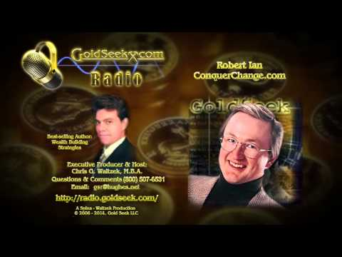 "Robert Ian's ""Conquer Change"" on GSR - Aug 29, 2014"