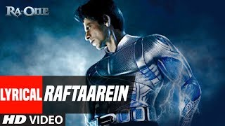 """Raftaarein"" Song With Lyrics 