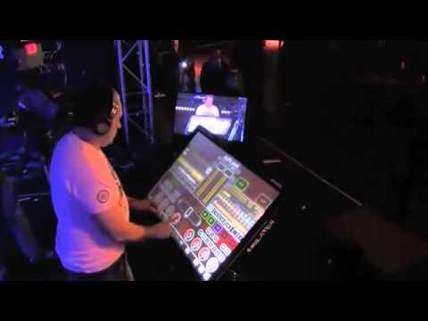EMULATOR Touch Screen DJ Console.flv