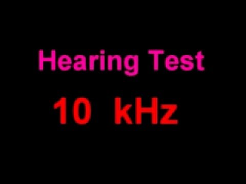 Hearing Test