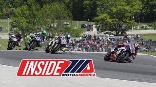 Inside MotoAmerica: Road America - As Seen on NBCSN